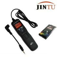 JINTU LCD Timer Intervalometer Remote For Sony Alpha A900 A850 A700 A550 A77 A65