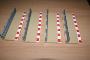 Scalextric Brand New, Straight Barriers