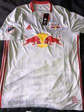 New York Red Bulls Adidas Home Shirt Bnwt Size Xl