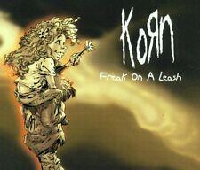 Korn - Freak On A Leash (1999, CD, Maxi, Import)