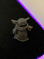 Baby Yoda / The Child from the Mandalorian (Star Wars Legion) 3D UNPAINTED