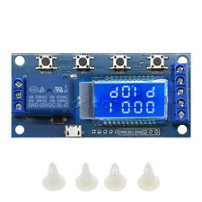 Dc5 30v Lcd Display Delay Relay Module Mirco Usb Industrial Control Smart Home