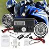 3 Inch bluetooth Motorcycle Handlebar Audio System Kit Radio Stereo MP3 Speaker