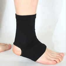 Utility Adult Black Ankle Supports Compression Kick Boxing Trendy Wraps