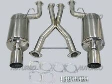 CAT-BACK PRO SPEC Catback Exhaust System SUIT TWIN TURBO 90-96 Nissan 300ZX Z32