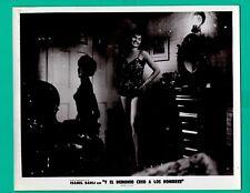 Orig ISABEL SARLI Sexy Lingerie Y EL DEMONIO CREO A LOS NOMBRES Movie Photo 1960