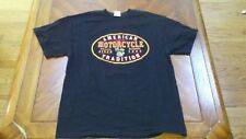NEW!! American Motorcycle Tradition, Large Black, 100% Cotton, T-Shirt