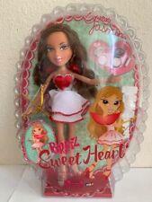 Girlz Girl Bratz Sweet Heart XOXO Yasmin Doll Brown Hair & Eyes New Rare