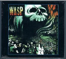 WASP W.A.S.P. THE HEADLESS CHILDREN CD DIGIPACK SIGILLATO!!!