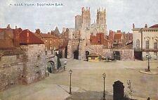 Yorkshire Postcard - York - Bootham Bar   ZZ984