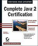 Complete Java 2 Certification Study Guide, 4th Edition