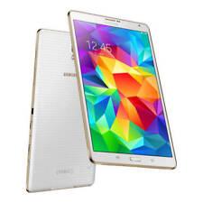 "Tablet Samsung Galaxy Tab S 16 GB 3 GB Ram 9.7"" Blanca Platino 3G 4G LTE"