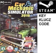 Car Mechanic Simulator 2015 PC PL STEAM KEY KLUCZ CODE