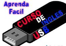 USB 4gb Curso De Ingles Para su carro o Computadora.(English Course).Solo Audio