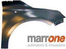su misura RallyflapZ FIAT 500 raccordi-Nero 4 mm PVC LOGO Arancione 2007 sui parafanghi KIT