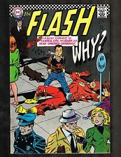 Flash #171 ~ Here Lies The Flash ~ 1967 (Grade 7.5) WH
