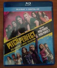 Pitch Perfect: Aca-Amazing 2-Movie Collection (Blu-ray, 2-Disc) - No Digital