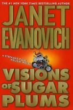 Between Numbers: Visions of Sugar Plums Janet Evanovich 2002 hardcover FIRST ED