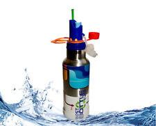 Bike Bottle (Steel)  - Reusable Sports Bottle By Best Bottle Ever™
