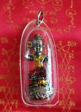 Kuman thong Talisman Ghost of a boy Fetish Thai amulet Yant Magic Yant #3