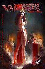 ARH Studios Comics Collection Arkhalla Queen of Vampires & Arhian Head Huntress