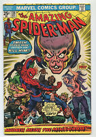 The Amazing Spider-Man #138 Fine Smash Spider-Man  Marvel Comics *SA