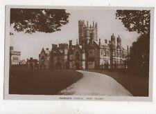Margam Castle Port Talbot South Wales 1922 RP Postcard 288b