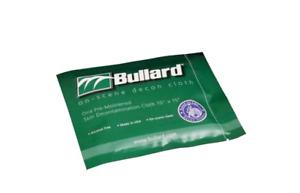 Bullard On-Scene Decon Cloths