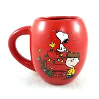 Cute Peanuts Lucy Girl Red Ceramic Mug Cup 360ml Coffee Tea Drink Decoration