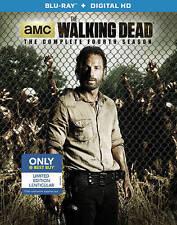 The Walking Dead: Season 4 (Blu-ray Disc, Includes Lenticular Slipcover)