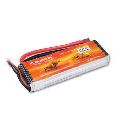 Floureon RC BATTERIE AKKU 3S 11.1V 3000mAh 30C T Plug LiPo Battery Pack RC AUTO