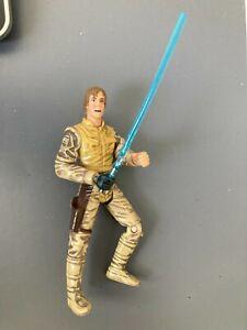 Star Wars Figurine Luke Skywalker bespin duel Vintage Hasbro saga