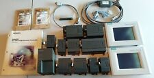 Siemens S7 200 Systems Cpus Ios Hdmis Software Extras Bulk Sale 23 Items