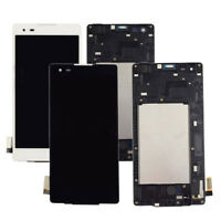 AAA LCD Display Touch Screen Digitizer For LG Tribute HD LS676 K200MT K6B F740
