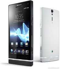 "Original Sony Xperia S LT26i - 32GB - White (Unlocked) Smartphone 4.3"" 12MP 3G"