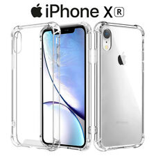 Funda Gel TPU Transparente Antigolpes para iPhone XR