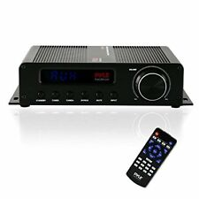 Sound Around Pyle Bluetooth Amplifier Home Theater Receiver
