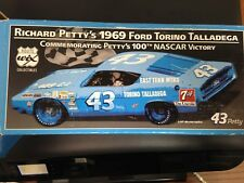 1969 Ford Torino Talladega Richard Petty #43 1/24 Diecast Wix Collectibles