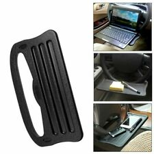 Car Steering Wheel Tray Table Laptop Stand Work Desk Drink Holder Clip Cute~