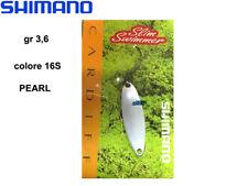 CARDIFF SLIM SWIMMER  SPOON  GR 3,6 col. 16S PERLA TROUT AREA SHIMANO JAPAN