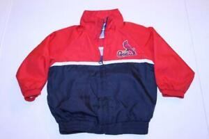 Infant/Baby St Louis Cardinals 18 Months Jacket Majestic