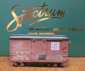 On30 BACH.18' Boxcar C&I Cambria & Indiana Custom Paint & Weathering