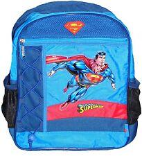 SUPERMAN SAC A DOS CARTABLE ECOLE LOISIRS ACTIVITÉS EXTRASCOLAIRES