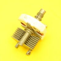 Condensateur variable CV ajustable mesuré 4/55 pF stéatite lames alu