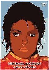 Michael Jackson:A Fan's Collection (0 Region - 4 DVD Set) [2010] [NTSC], Very Go