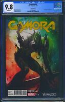 Gamora 4 (Marvel) CGC 9.8 White Pages Stephanie Hans Venomized Cover