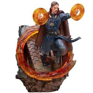 AVENGERS: Endgame - Doctor Strange 1/10th Scale Statue (Iron Studios) #NEW