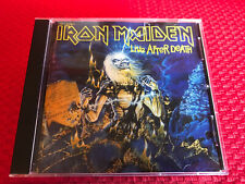 IRON MAIDEN - Live After Death - CD (1985) Original Release 1 CD