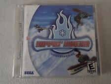 Rippin' Riders Snowboarding (Sega Dreamcast, 1999) Complete