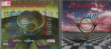 VIRTUAL AUDIO PROJECT CD DREAM 3D SOUND SOFT EXPERIENCE ELECTRONIC MUSIC 14